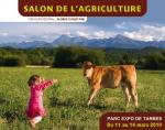 photo ou logo de Salon de l'agriculture de tarbes 2010