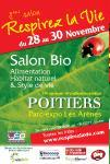 photo ou logo de Salon Respirez la vie Poitiers
